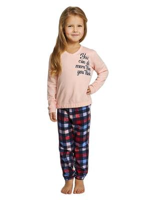 Пижама: пуловер и брюки | 5679495