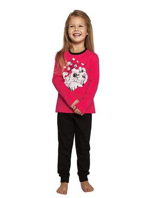 Пижама: лонгслив и брюки   5679497