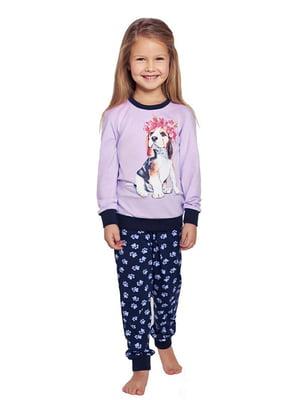 Пижама: джемпер и брюки | 5679499