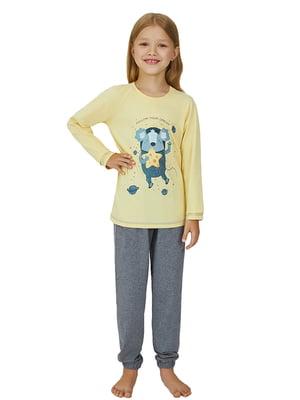 Пижама: лонгслив и брюки | 5679500