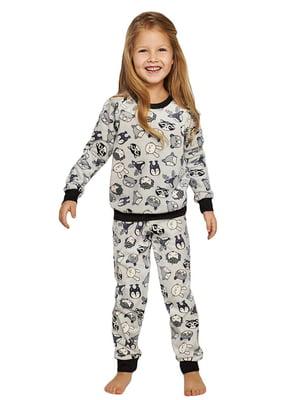 Пижама: джемпер и брюки   5679494