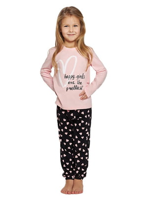 Пижама: лонгслив и брюки   5679496
