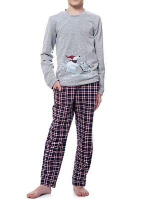 Пижама: джемпер и брюки   5679502