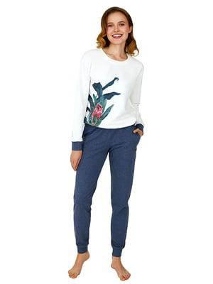 Пижама: джемпер и брюки | 5679739