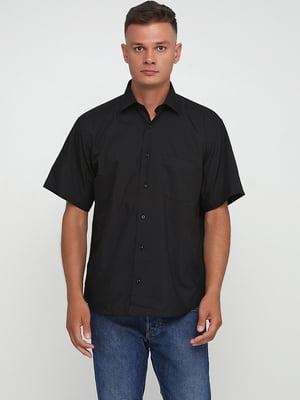 Рубашка черная | 5679926