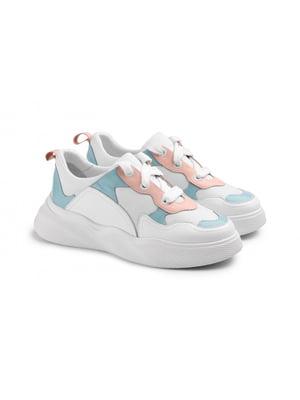 Кросівки комбінованого кольору | 5681954