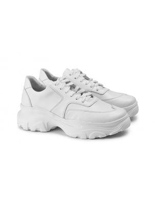 Кроссовки белые | 5681960