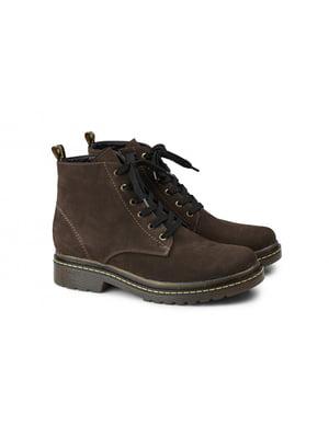 Ботинки коричневого цвета | 5681963