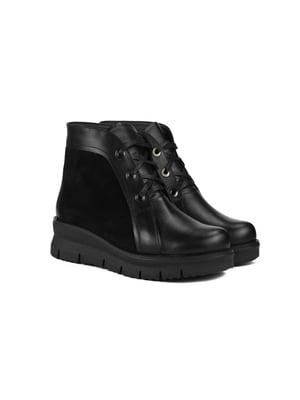 Ботинки черные   5681966