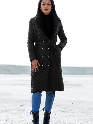 Пальто черное   5681059