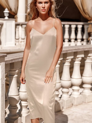 Сукня бежева | 5681231
