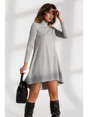 Платье серое | 5681238