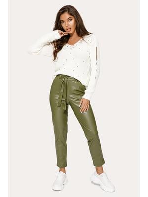 Штани зелені | 5681293