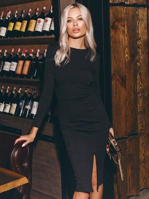 Платье черное | 5681381