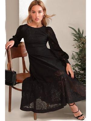 Платье черное | 5681412