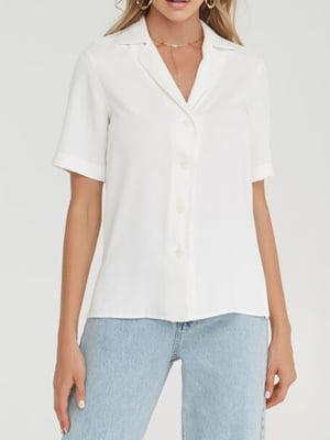 Блуза белая | 5681535