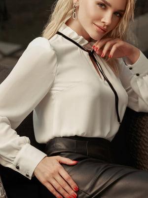 Блуза белая | 5681572