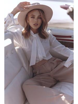 Блуза белая | 5681641