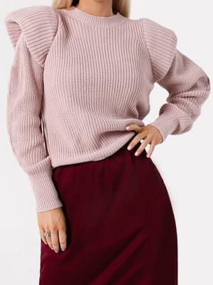 Джемпер рожевий | 5681709
