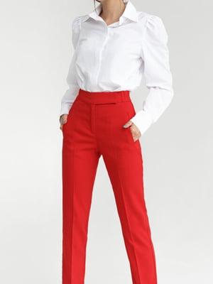 Штани червоні | 5681732