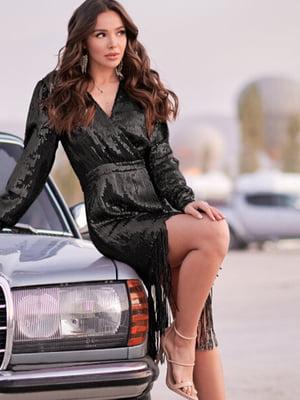 Платье черное | 5681750