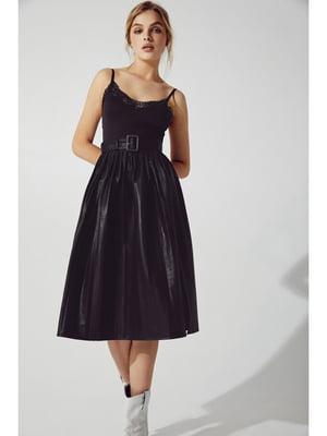 Юбка черная | 5681765
