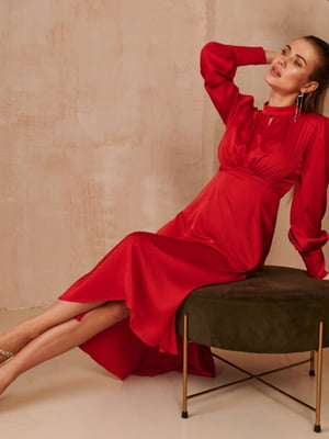 Платье красное | 5681783
