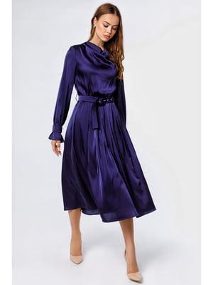 Сукня синя | 5681806