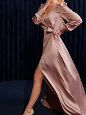 Сукня пудрового кольору | 5681811