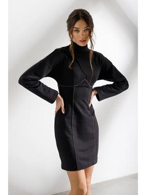 Платье черное | 5681856
