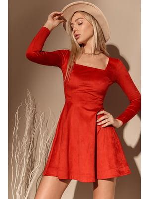 Сукня червона   5681882