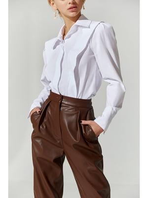 Рубашка белая | 5681911