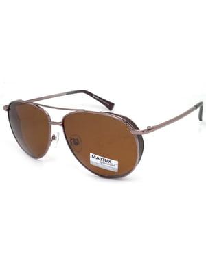 Очки солнцезащитные | 5682261