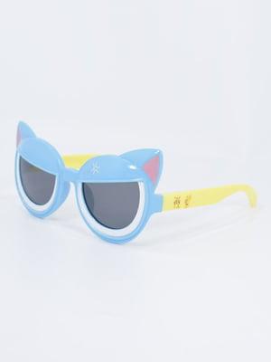 Очки солнцезащитные | 5682510