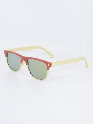 Очки солнцезащитные | 5682516