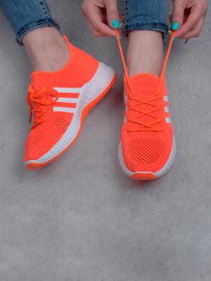 Кросівки морквяного кольору | 5643911