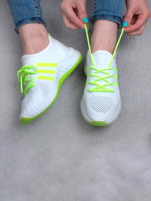 Кроссовки белые | 5643913