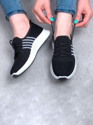 Кроссовки черные | 5643929