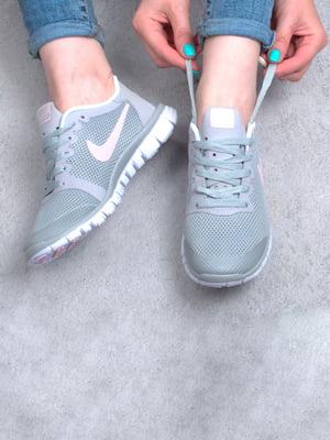 Кросівки сірі | 5643943