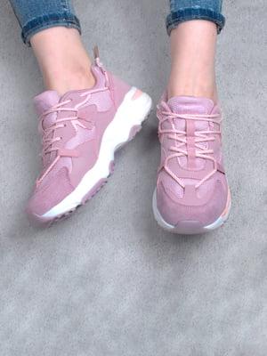Кросівки рожевого кольору | 5643956