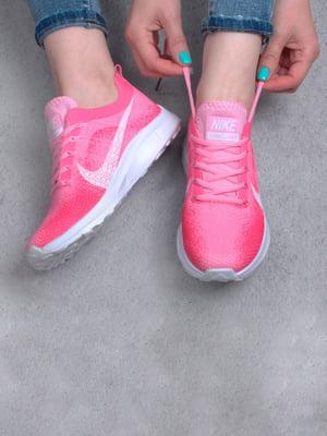 Кросівки рожевого кольору | 5644006