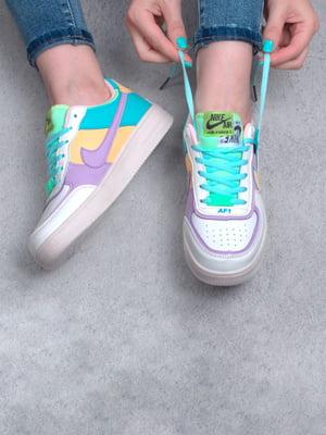 Кросівки комбінованого кольору | 5644010