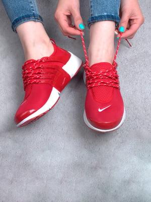 Кроссовки красного цвета | 5644016