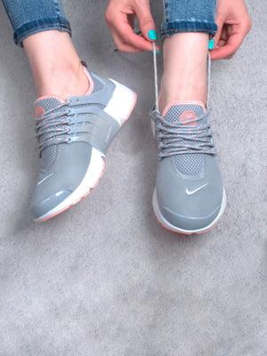 Кросівки сірі | 5644017