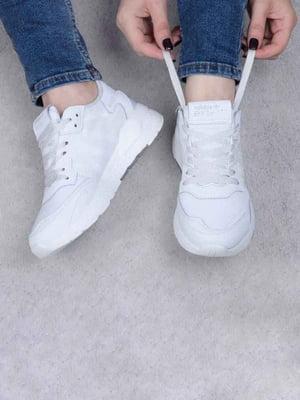 Кроссовки белые | 5644037