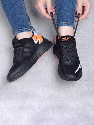 Кросівки чорні | 5644043