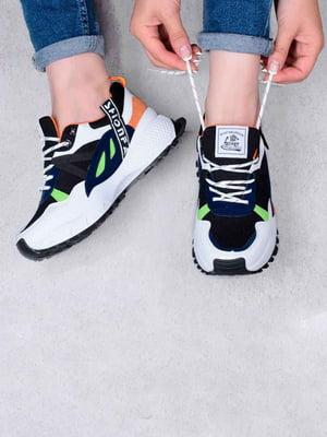 Кросівки комбінованого кольору | 5644356
