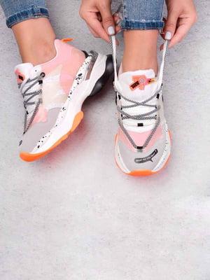 Кросівки комбінованого кольору | 5644426