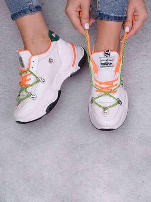 Кроссовки белые | 5644578