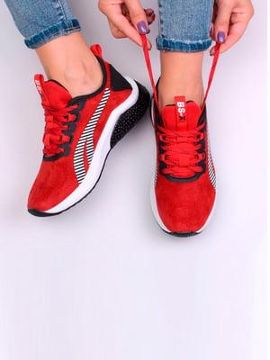 Кроссовки красные | 5644616